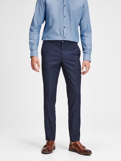 JACK & JONES Anzughose in nachtblau, Modelansicht