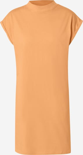 Urban Classics Curvy Kleid in orange, Produktansicht