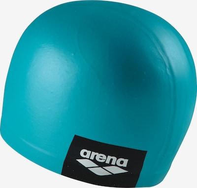 ARENA Badekappe 'Logo Moulded' in blau, Produktansicht