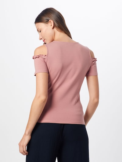 ABOUT YOU T-Krekls 'Clarissa' pieejami rožkrāsas: Aizmugures skats