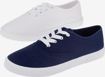 ambellis Sneaker in marine / weiß, Produktansicht
