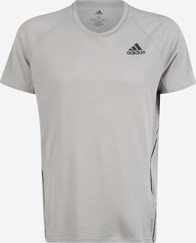 ADIDAS PERFORMANCE Koszulka funkcyjna 'Runner' w kolorze szary / czarnym, Podgląd produktu