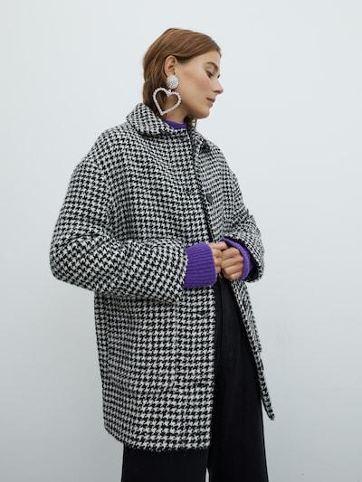 EDITED Prehodna jakna 'Kian'   črna barva, Prikaz modela