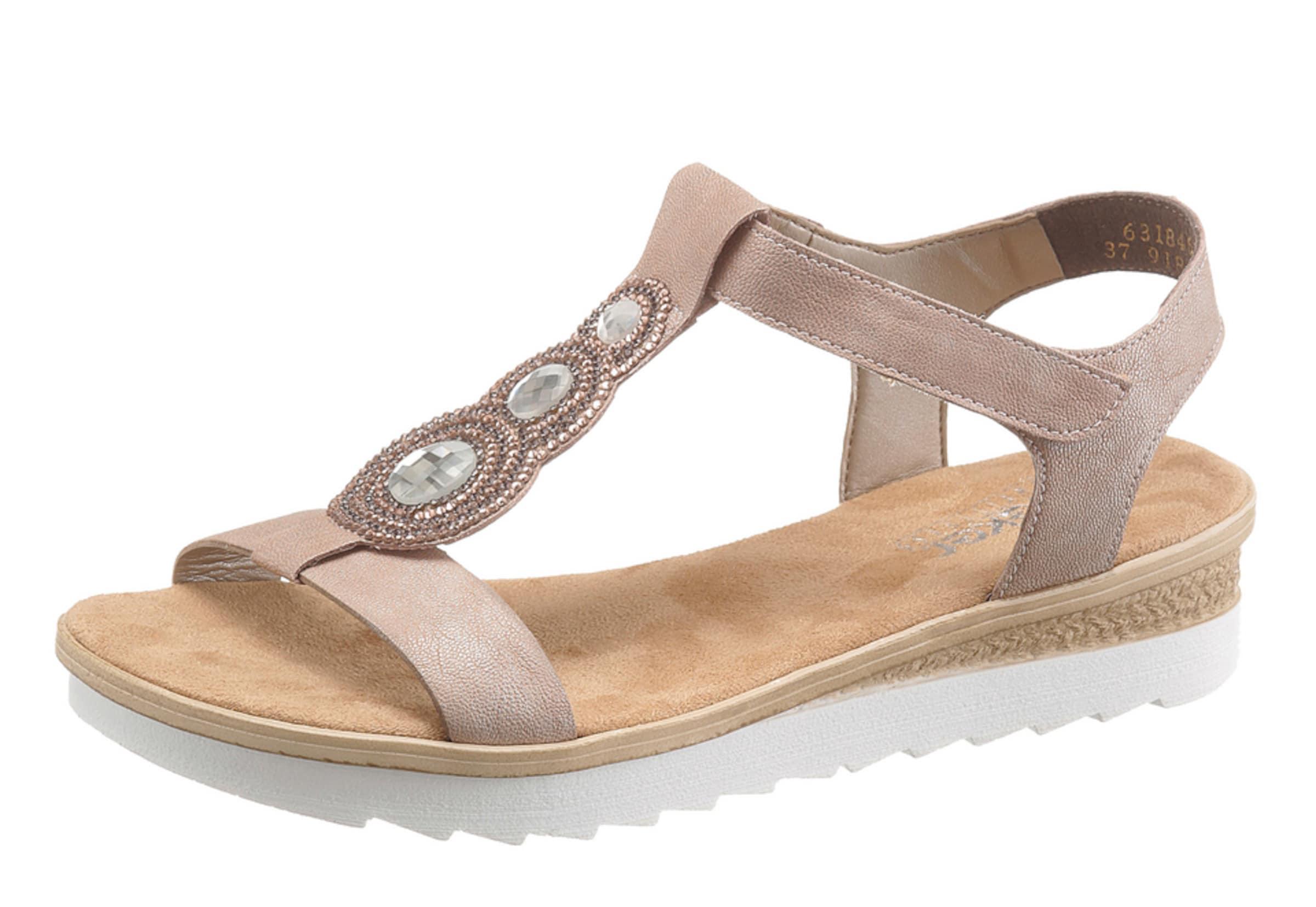 RIEKER Sandalette Günstige und langlebige Schuhe