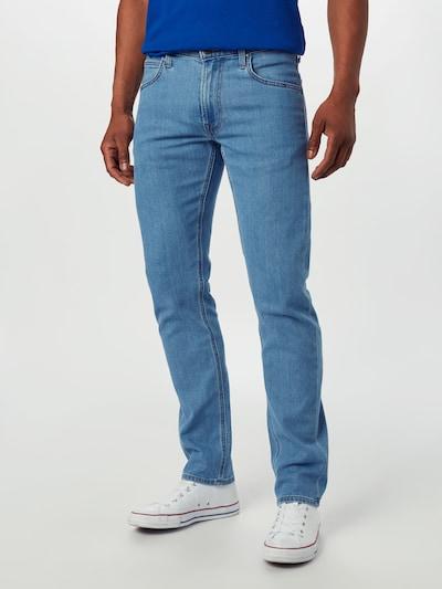 Lee Jeans 'DAREN ZIP FLY' in de kleur Blauw denim, Modelweergave