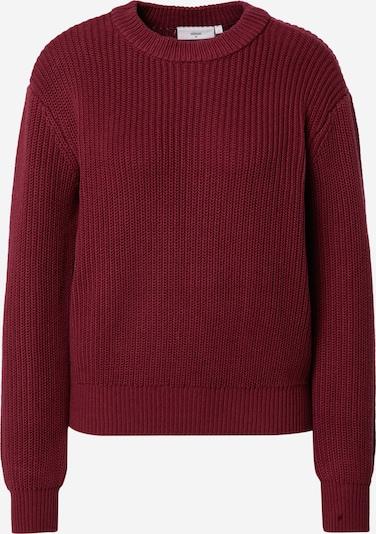 minimum Pullover 'Mikala' in weinrot, Produktansicht