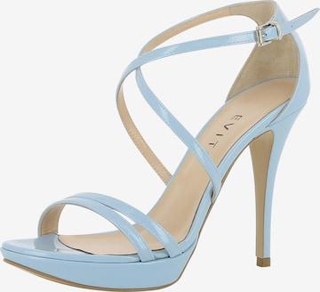 EVITA Sandalette 'Valeria' in Blau