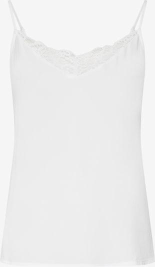 VILA Top 'MERO' in weiß, Produktansicht