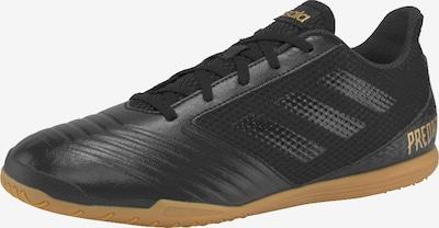ADIDAS PERFORMANCE Fußballschuh 'Predator 19.4 IN SA' in schwarz, Produktansicht