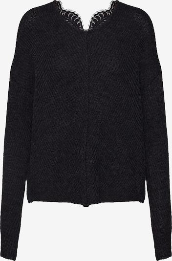 VERO MODA Pullover 'Buena Lena' in schwarz, Produktansicht