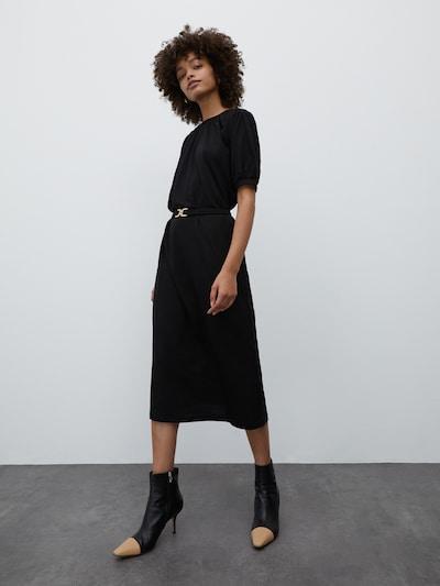EDITED Kleid 'Jale' in schwarz, Modelansicht