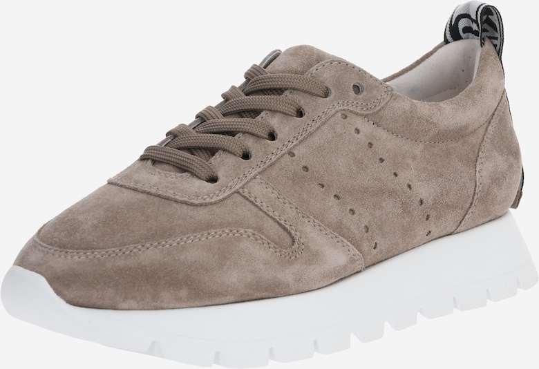 Kennel & Schmenger Sneakers laag 'Rise X' in de kleur Taupe, Productweergave