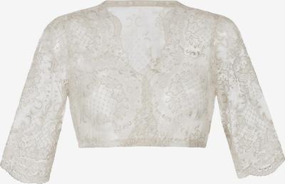 STOCKERPOINT Bluse 'B-7210' in perlweiß, Produktansicht