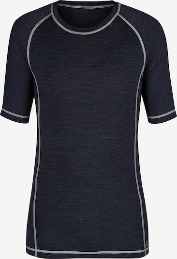 Skiny T-Shirt in nachtblau, Produktansicht
