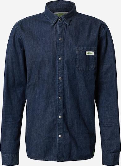 Derbe Hemd 'Dean' in navy, Produktansicht