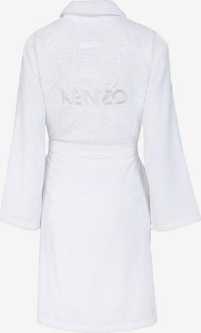 Kenzo Home Bademantel ICONIC in Weiß
