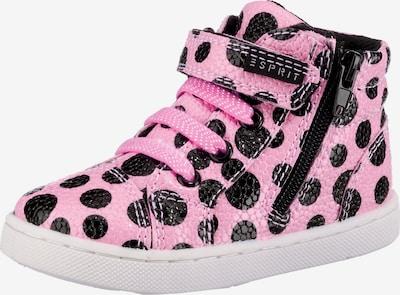 ESPRIT Lauflernschuhe in pink / schwarz, Produktansicht