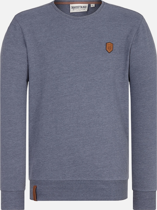 Sweatshirt 'Al K.Ohol'