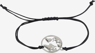 ABOUT YOU Náramek 'Vivian' - černá / stříbrná, Produkt