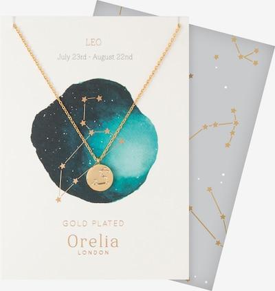 Orelia Chaîne 'Leo' en or, Vue avec produit