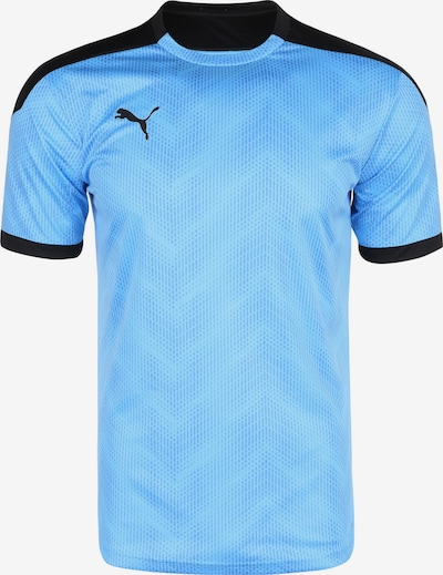 PUMA Graphic Trainingsshirt 'NXT' in hellblau / schwarz, Produktansicht