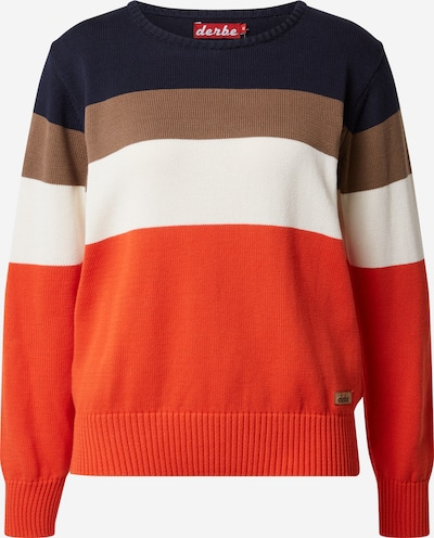Derbe Sweatshirt in de kleur Gemengde kleuren, Productweergave