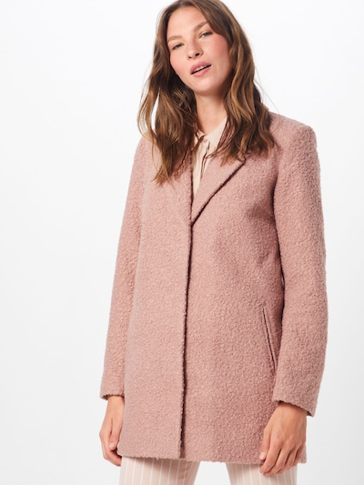 VILA Płaszcz przejściowy 'JESSI' w kolorze różanym, Podgląd na modelu(-ce)