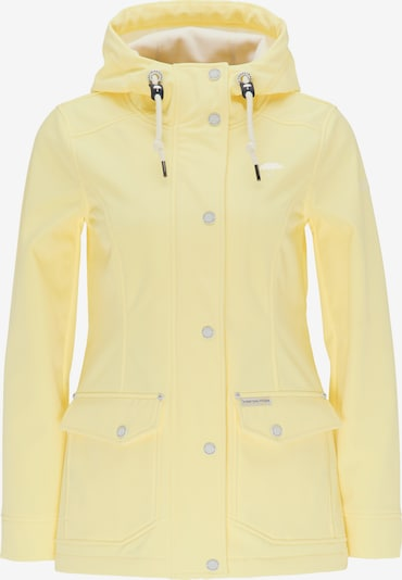Schmuddelwedda Between-season jacket in Pastel yellow, Item view