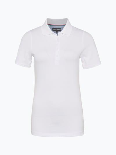 Franco Callegari Poloshirt in weiß, Produktansicht