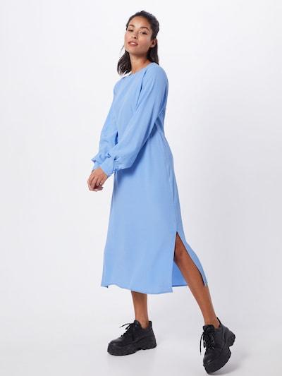modström Kleid 'Berta' in blau, Modelansicht