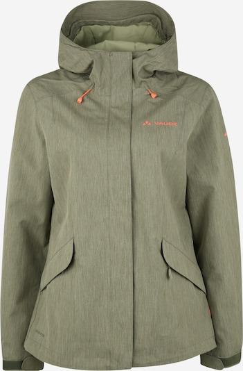 VAUDE Športna jakna 'Rosemoor' | oliva barva, Prikaz izdelka