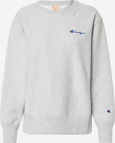 Champion Reverse Weave Sweatshirt in grau, Produktansicht