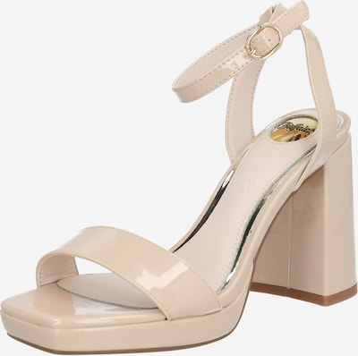 BUFFALO Sandalen in beige, Produktansicht