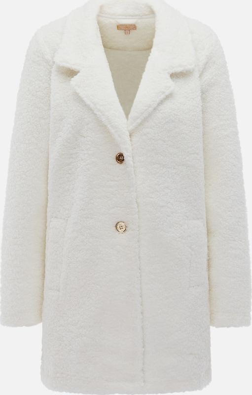 MYMO Mantel in beige  Große Preissenkung
