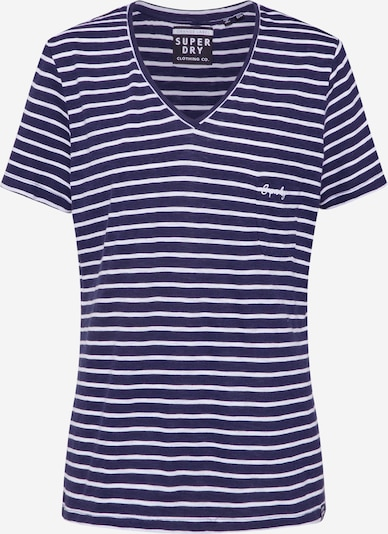 Superdry Tričko 'OL ESSENTIAL VEE TEE' - námornícka modrá, Produkt