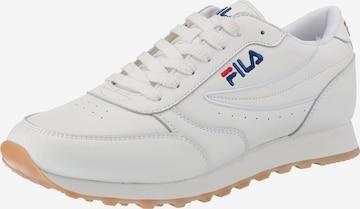 FILA Sneaker 'Orbit' in Weiß