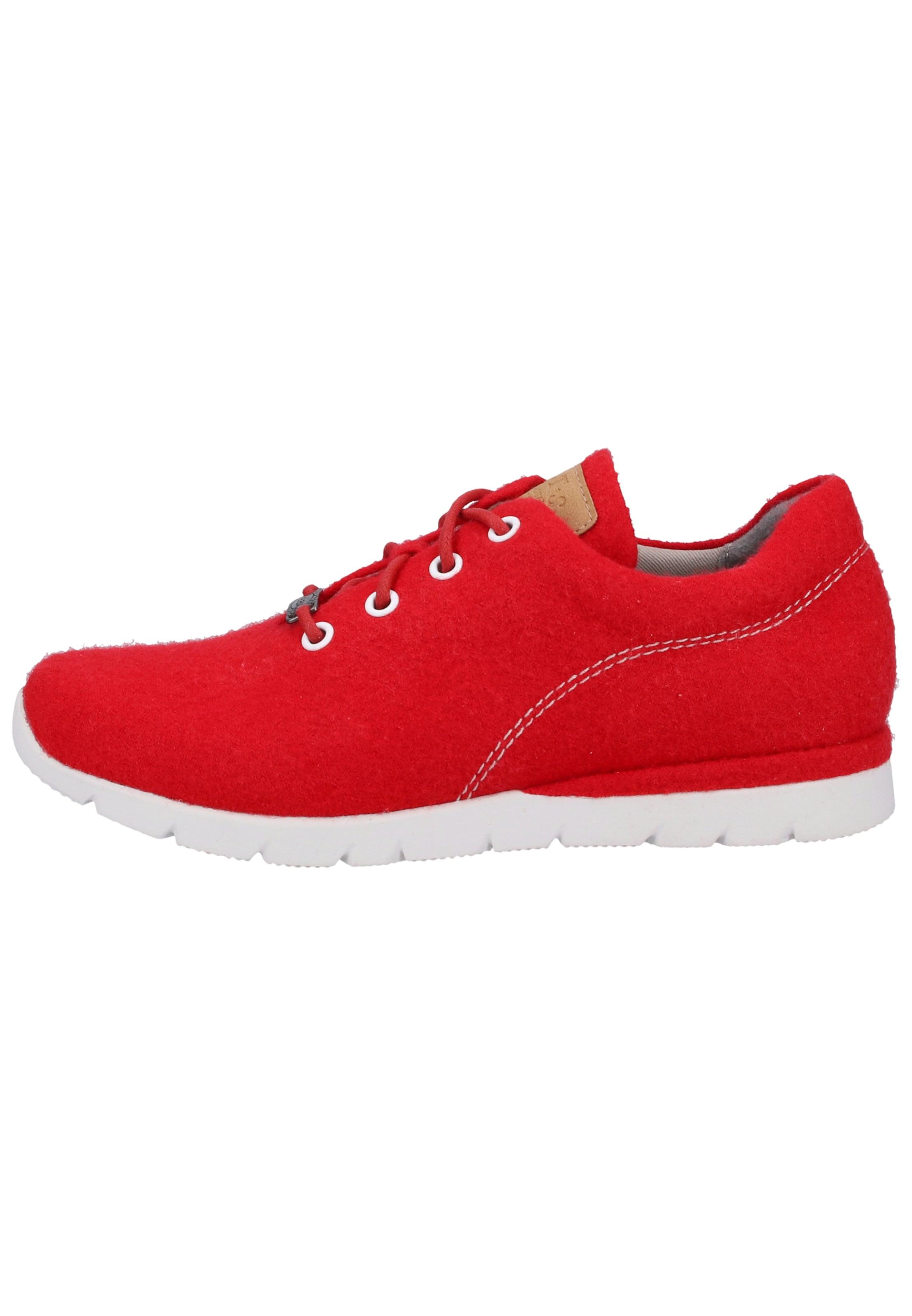 In In Rot Sneaker Rot Jana Sneaker Sneaker Jana Jana 2EYWeD9IHb