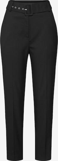EDITED Spodnie 'Barbara' w kolorze czarnym, Podgląd produktu
