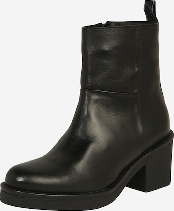 HUB Ankle Boots 'Guarda' in Black
