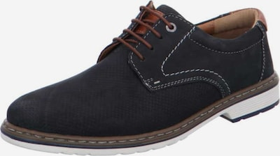 ARA Schnürschuhe in dunkelblau, Produktansicht