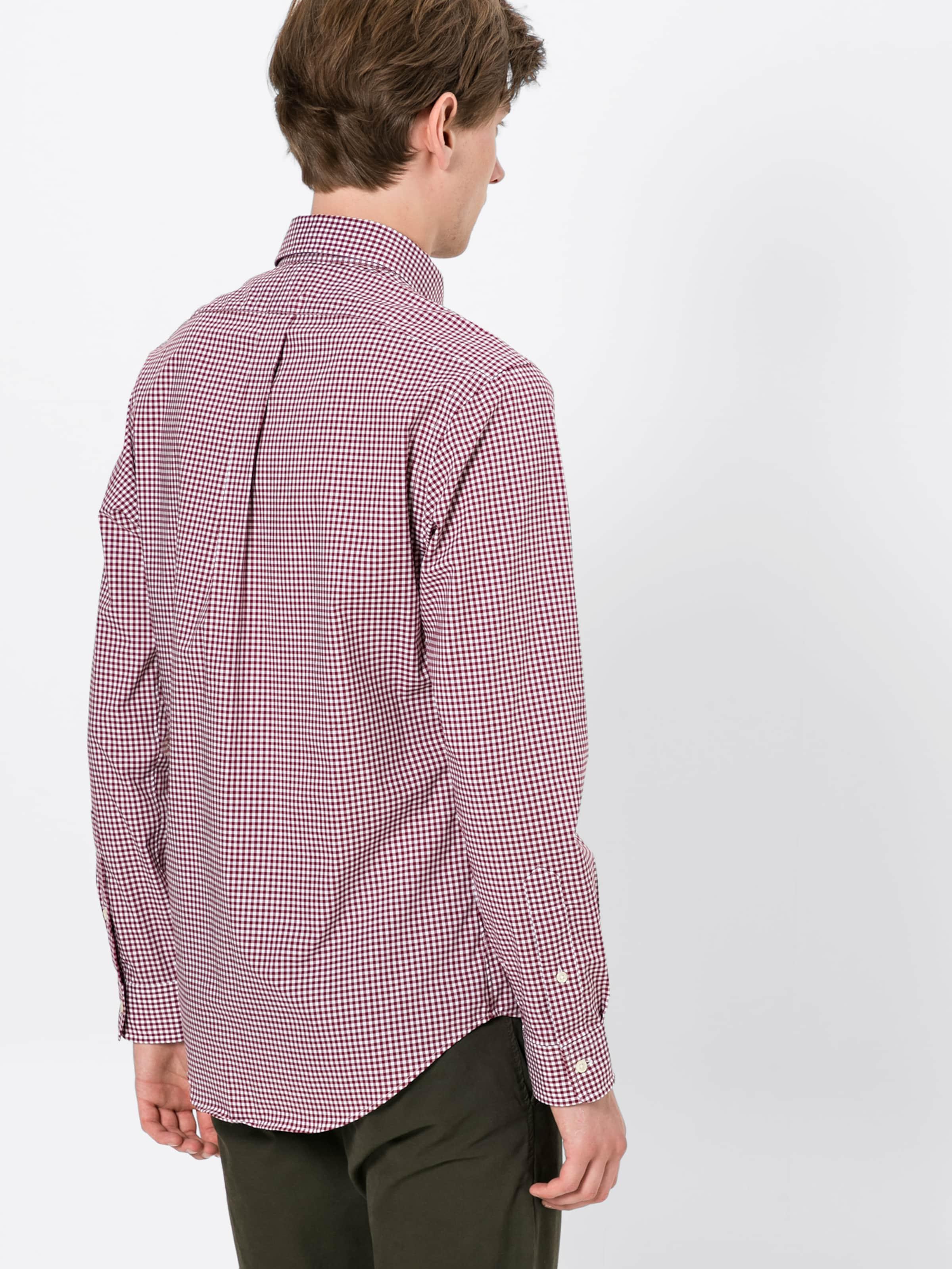 De sport long En Sleeve Polo Bd Lauren Shirt' Chemise VinBlanc 'sl Ralph Lie Sp Ppc F5u1Kc3TJl