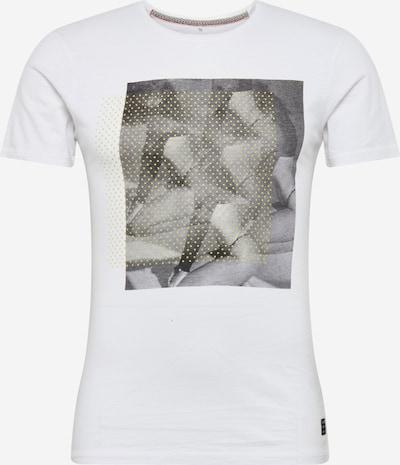 BLEND Majica u miks boja / bijela, Pregled proizvoda
