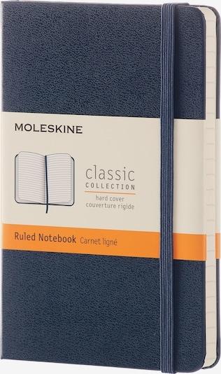 MOLESKINE Notizbücher P/A6- Liniert in blau, Produktansicht