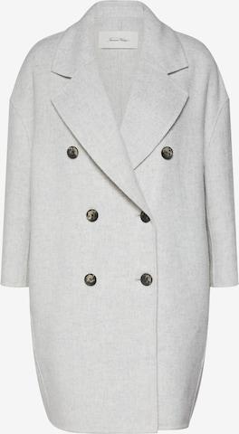 Manteau mi-saison 'DADOULOVE' AMERICAN VINTAGE en gris
