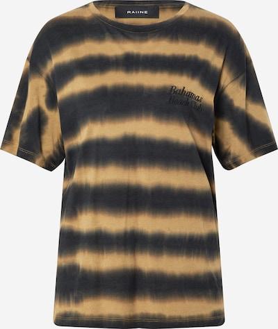 RAIINE T-shirt en mélange de couleurs, Vue avec produit