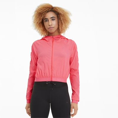 PUMA Jacke 'Be Bold' in pink: Frontalansicht