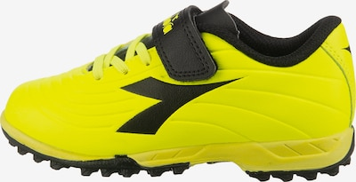 Diadora Fußballschuhe 'Pichichi 2 TF JR VE' in gelb / schwarz, Produktansicht