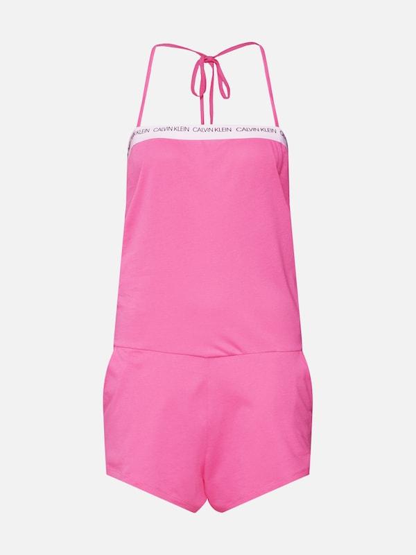 En Romper' Calvin Swimwear 'bandeau Klein Shorty RoseAbout You 8ONnw0PkXZ