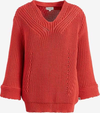 khujo Pullover ' NIKKI ' in orange / rot, Produktansicht