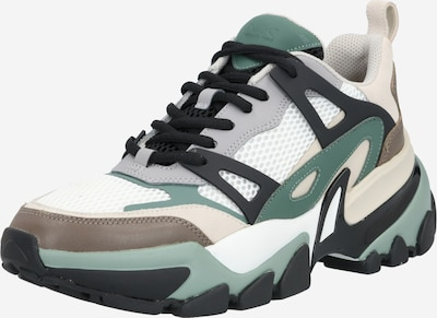 Michael Kors Sneaker '42S0PEFS2D' in beige / pastellgrün / schwarz / weiß, Produktansicht